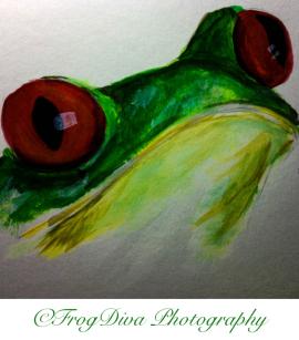 FrogDivaPhotographyLogo