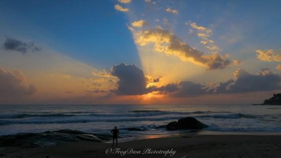 KSM sunrise